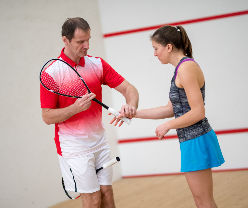 Can You Play Squash With a Tennis Racket