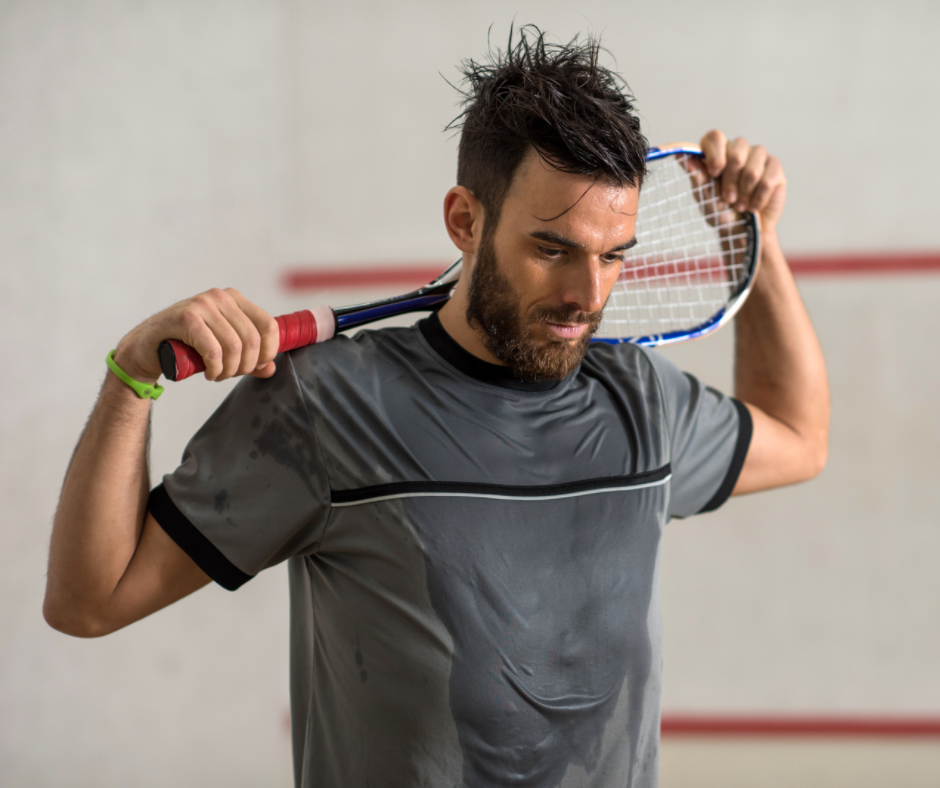 Is squash a good form of exercise